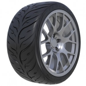 205/50ZR15 FEDERAL 595 RS-RR